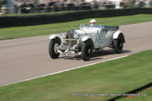 Goodwood Mercedes
